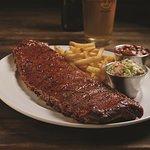 Hard Rock Cafe Lisboa - Barbecue Ribs