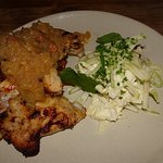 Crocodile Spare Ribs, Red Ochre Grill, Hotel Aurora Alice Springs