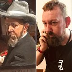 Let me introduce my doppelganger, Mr Sorolla.