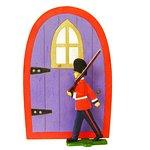 Make & Paint a Tin Soldier & castle door workshop