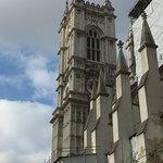 Bilde fra Westminster Abbey