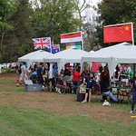 Celebrating countries from many nations at Fun at the Park events!