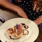 My daughter chose the pecan pie as her birthday dessert and loved it!
