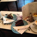 Coffee and cake :)