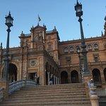 Horsing around Seville