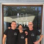 Da Sinistra: Gianluca, Roberto e Guido