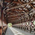 Photo de Wakefield Covered Bridge