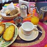 Desayuno al paladar argentino