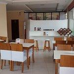 Nuestro restaurante (ambiente interior)