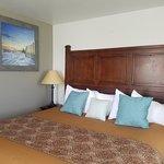 King Suite 302 Bedroom