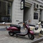 Фотография MOTO ROLLER  Scooter Rental Tbilisi