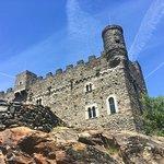 Bilde fra Castello di Ussel