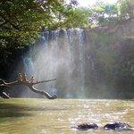 Photo of Llanos de Cortez Waterfall