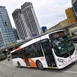 Transporte Publico Cercano (metrobus).