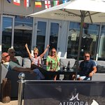 Bilde fra Aurora Bar and Restaurant