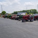 Gilbert Tractor Club - Show at Pizza Ranch, May 19 2018