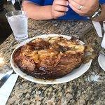 Apple Pancake Bigg Enough for 2