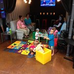 Our toddler indoor playground area great for you little ones. - Peoria