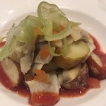 Chef's special: Herring salad
