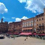 Valokuva: Piazza del Campo