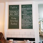 Foto de Tatte Bakery & Cafe
