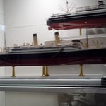 models of ships constructed before