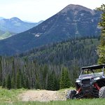 Aspen Canyon Ranch ride from location