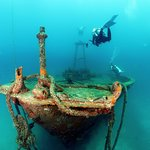 Dive the shipwrecks of La Paz with Cabo-excursions.  Excellent guides and prices!