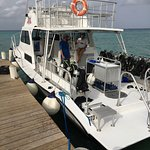 Our transportation to the dive sites.
