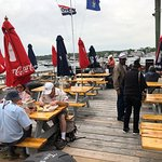 Boothbay Lobster Wharf照片
