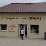 Fromagerie in Chaorce - try the cheeses