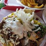 Billede af Opah Greek Grill