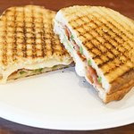 Hand-Crafted Grilled Cheese Sandwiches.