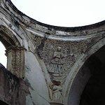 Angel en las bóvedas