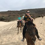 Thanks for choosing to ride with us! We welcome your feedback! #aruba #horsebackriding #beach