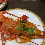 kaiseki dinner - lobster