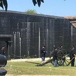 Fort Barrancas resmi
