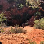 Foto van Red Desert Adventure