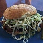 Puebla Hot Chicken Sandwich