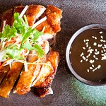 Cantonese Roasted Fragrant Duck with Plum Sauce