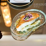 Excellent taste and beautiful presentation in the luxurious interior space THÁI CÔNG