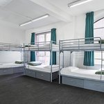 10 Share dormitory with shared facilities. Own locker and linen provided
