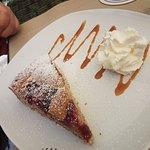 torta lizen al grano saraceno e marmellata