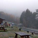 Campervan powered sites