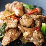 Saute Chicken - Php350