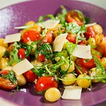 Potato gnocchi - summer 2018