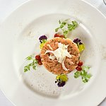 The salmon tartare. Highly recomended by our clients :)