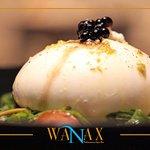 Tapas Menu at our Wanax Mediterranean Tapas Bar