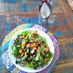 Saladas deliciosas