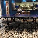 波枱為餐桌